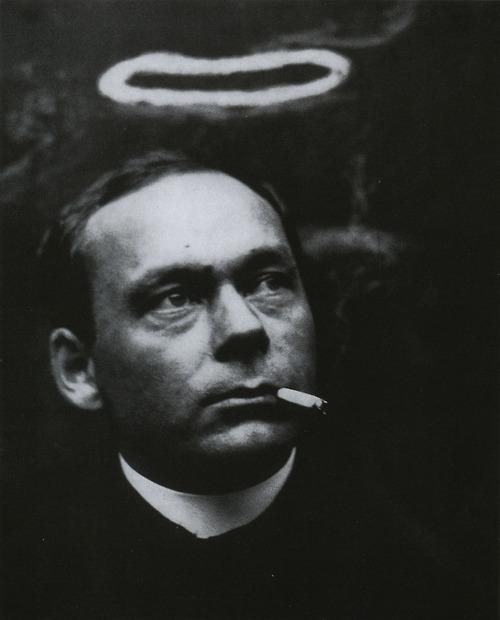 Smoking Priest